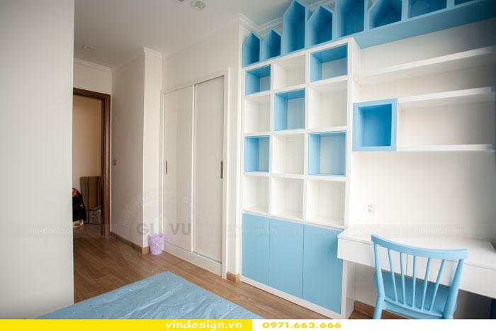 Hoàn thiện nội thất chung cư Park Hill 9 căn 15 chị Hà 18