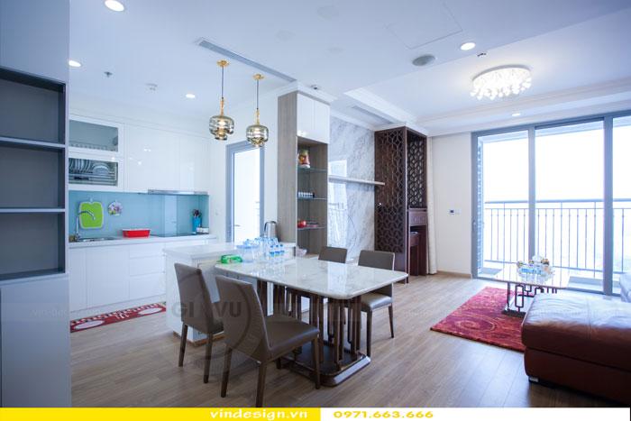 Hoàn thiện nội thất chung cư Park Hill 9 căn 15 chị Hà 2