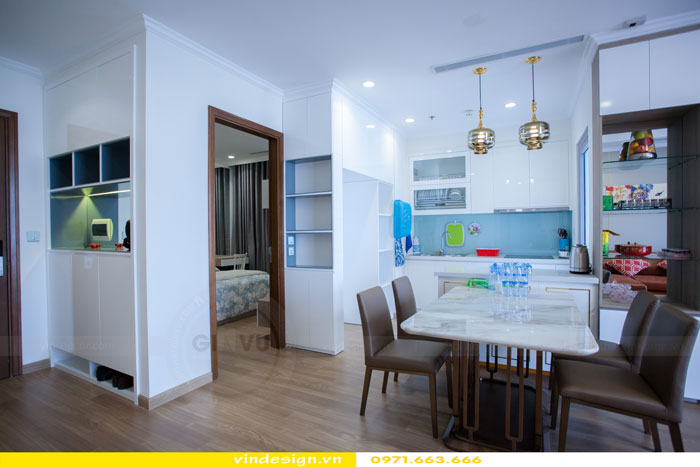 Hoàn thiện nội thất chung cư Park Hill 9 căn 15 chị Hà 3