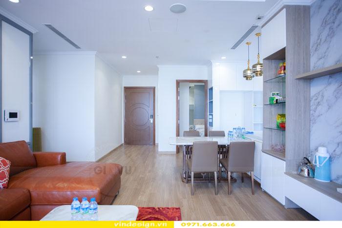 Hoàn thiện nội thất chung cư Park Hill 9 căn 15 chị Hà 4