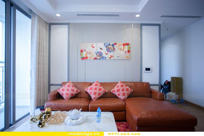 Hoàn thiện nội thất chung cư Park Hill 9 căn 15 chị Hà 5