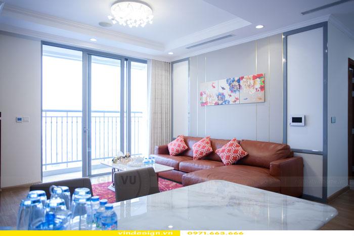 Hoàn thiện nội thất chung cư Park Hill 9 căn 15 chị Hà 6