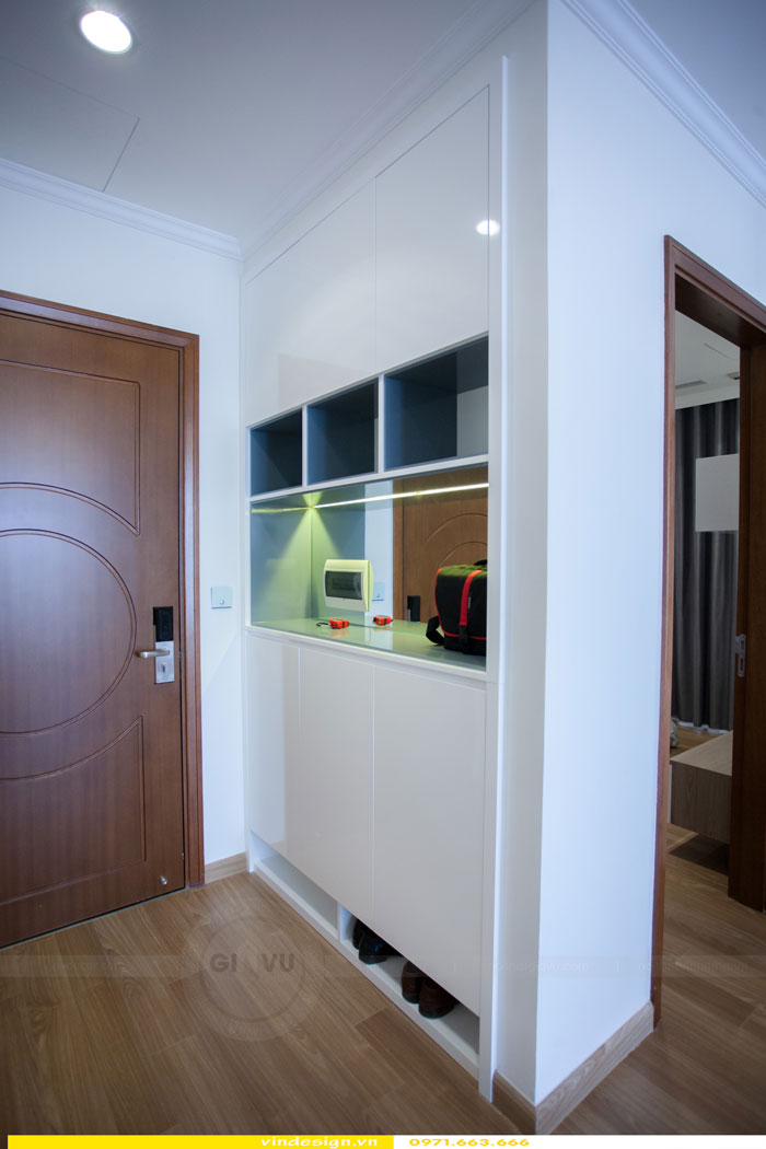 Hoàn thiện nội thất chung cư Park Hill 9 căn 15 chị Hà 7