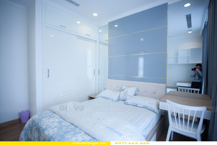 Hoàn thiện nội thất chung cư Park Hill 9 căn 15 chị Hà 9