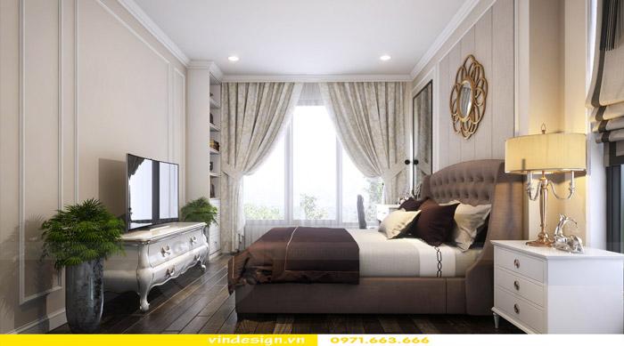 Thiết kế nội thất Gardenia theo phong cách tân cổ điển 10