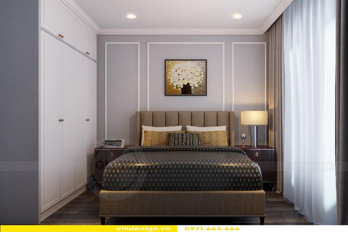 Thiết kế nội thất Gardenia theo phong cách tân cổ điển 11