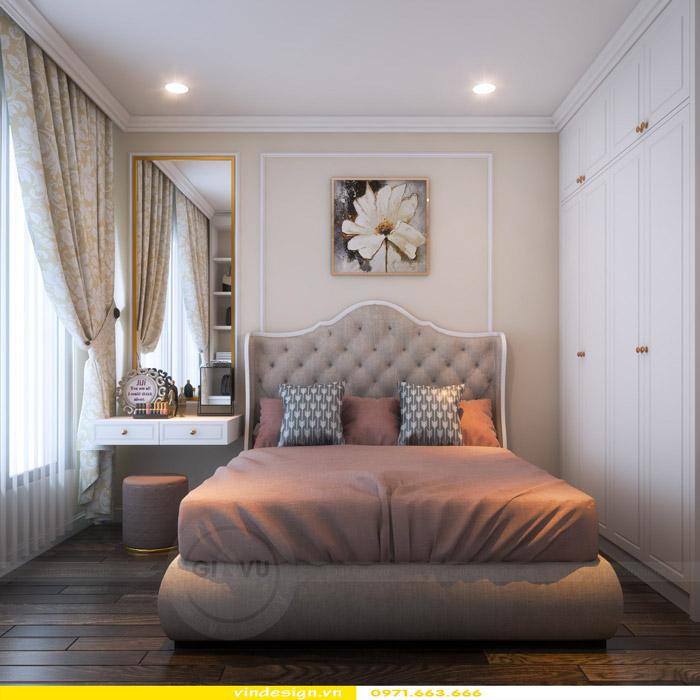Thiết kế nội thất Gardenia theo phong cách tân cổ điển 13