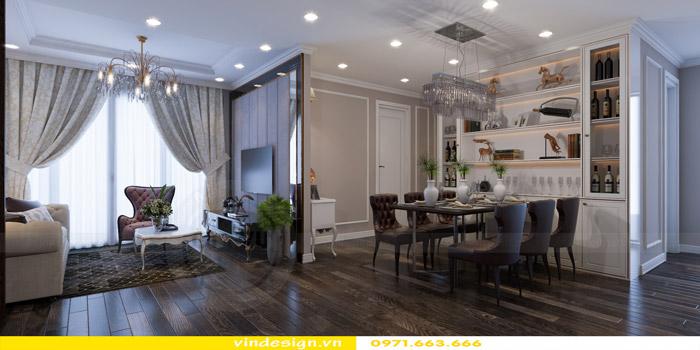 Thiết kế nội thất Green Bay theo phong cách tân cổ điển 4