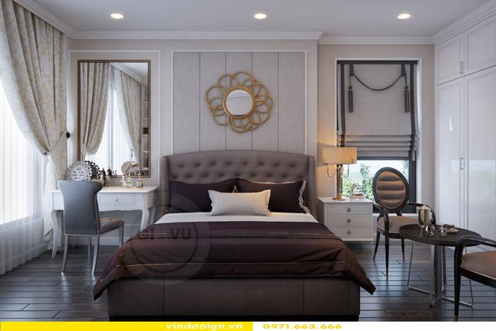 Thiết kế nội thất Gardenia theo phong cách tân cổ điển 8