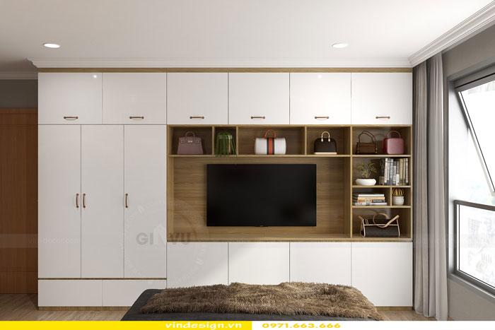 Thiết kế nội thất Vinhomes Gardenia tòa A3 căn 12 view 11