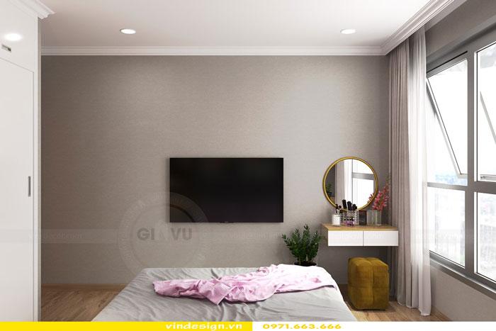 Thiết kế nội thất Vinhomes Gardenia tòa A3 căn 12 view 7