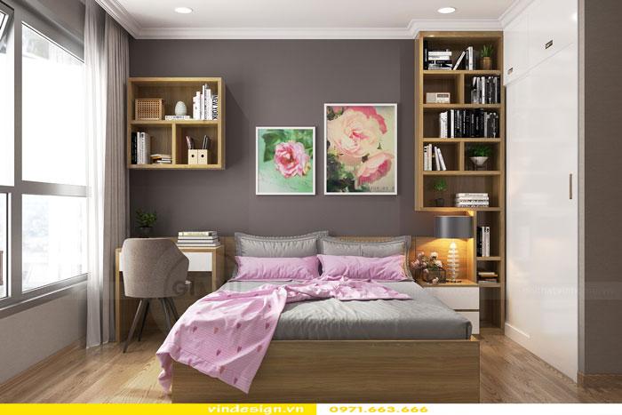 Thiết kế nội thất Vinhomes Gardenia tòa A3 căn 12 view 9