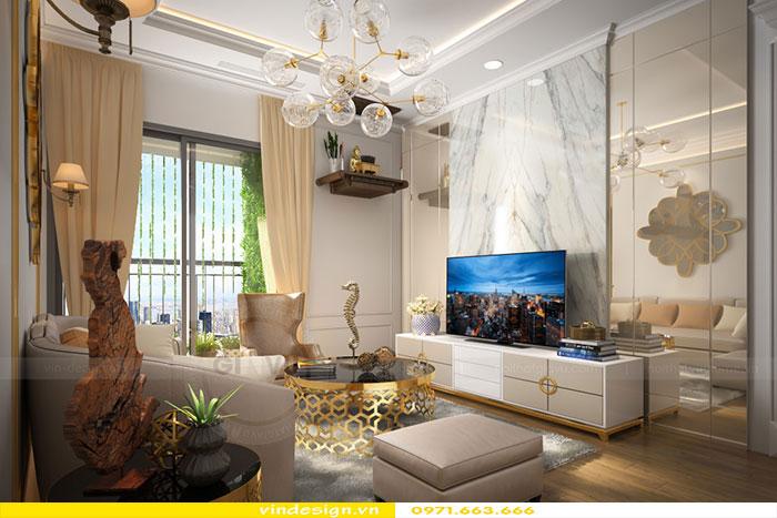 8 mẫu thiết kế nội thất phòng khách HOT nhất 2018 view 1