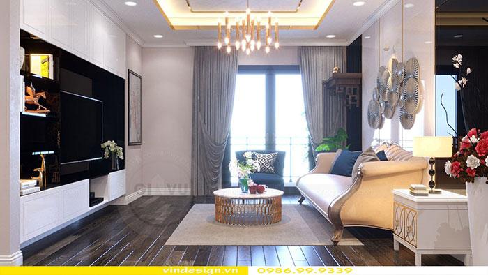 8 mẫu thiết kế nội thất phòng khách HOT nhất 2018 view 3