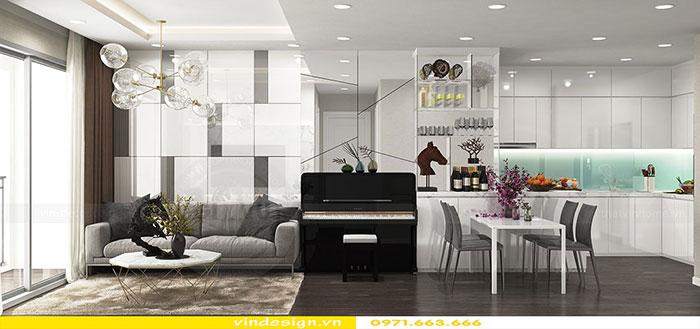 8 mẫu thiết kế nội thất phòng khách HOT nhất 2018 view 8