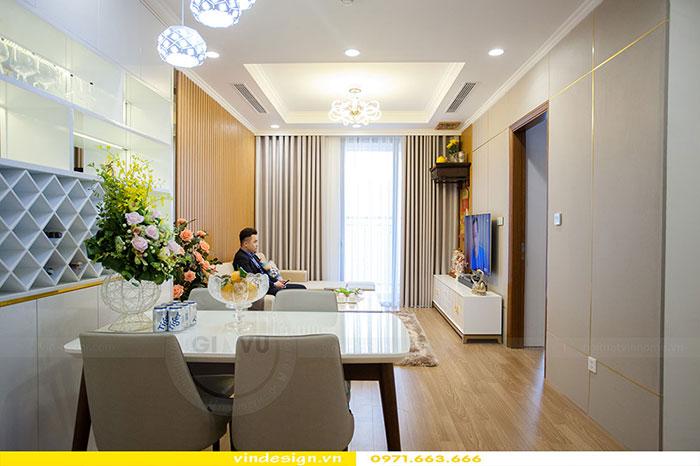 Hoàn thiện nội thất căn hộ Park Hill 11-09 nhà anh Khôi 1