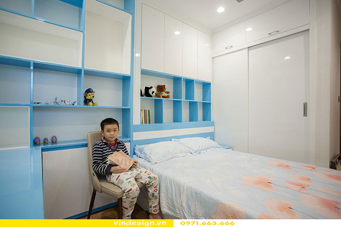 Hoàn thiện nội thất căn hộ Park Hill 11-09 nhà anh Khôi 11