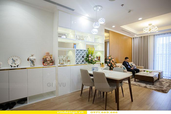Hoàn thiện nội thất căn hộ Park Hill 11-09 nhà anh Khôi 2