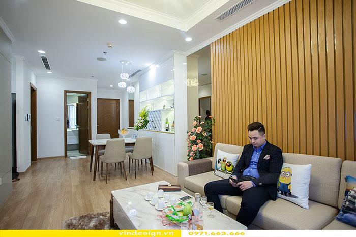 Hoàn thiện nội thất căn hộ Park Hill 11-09 nhà anh Khôi 5