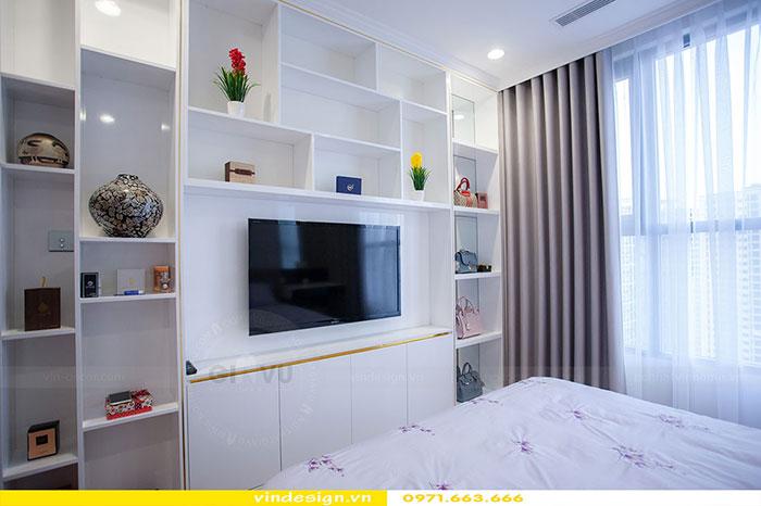 Hoàn thiện nội thất căn hộ Park Hill 11-09 nhà anh Khôi 9