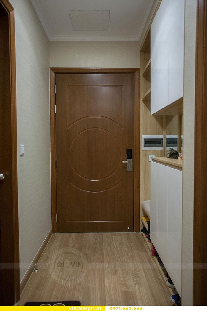 Hoàn thiện nội thất chung cư Park 11 căn 02 nhà anh Trường 1
