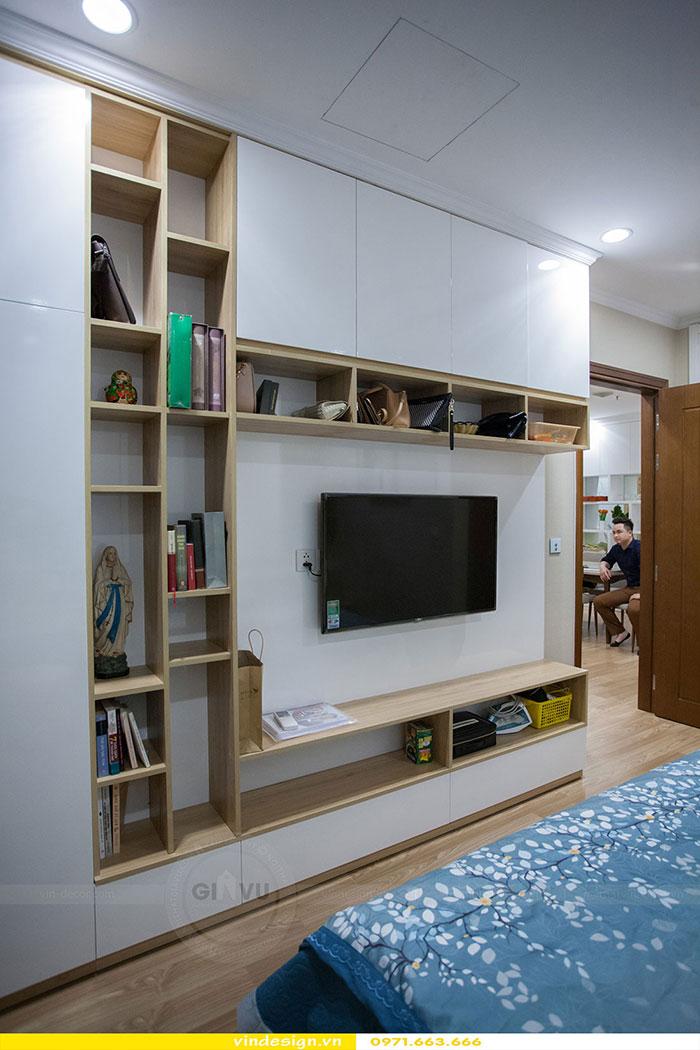 Hoàn thiện nội thất chung cư Park 11 căn 02 nhà anh Trường 10