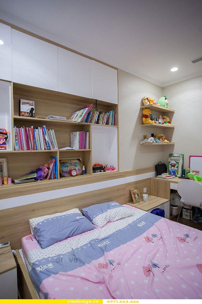Hoàn thiện nội thất chung cư Park 11 căn 02 nhà anh Trường 11