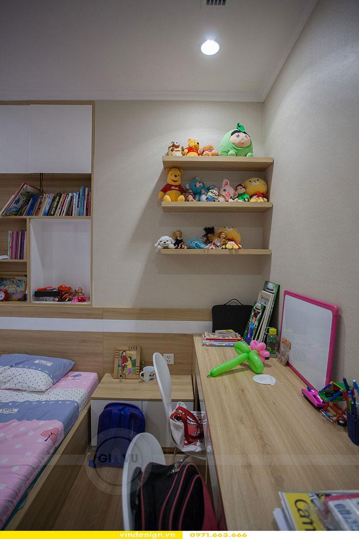 Hoàn thiện nội thất chung cư Park 11 căn 02 nhà anh Trường 12