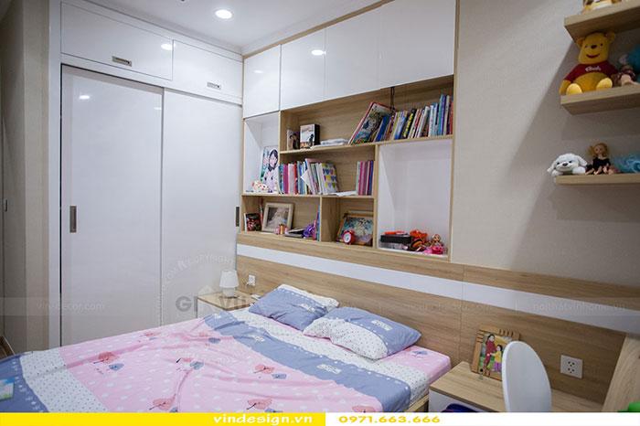 Hoàn thiện nội thất chung cư Park 11 căn 02 nhà anh Trường 13
