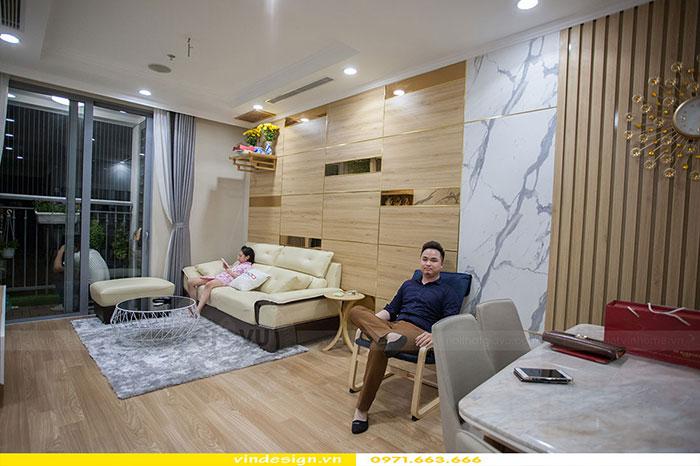 Hoàn thiện nội thất chung cư Park 11 căn 02 nhà anh Trường 4