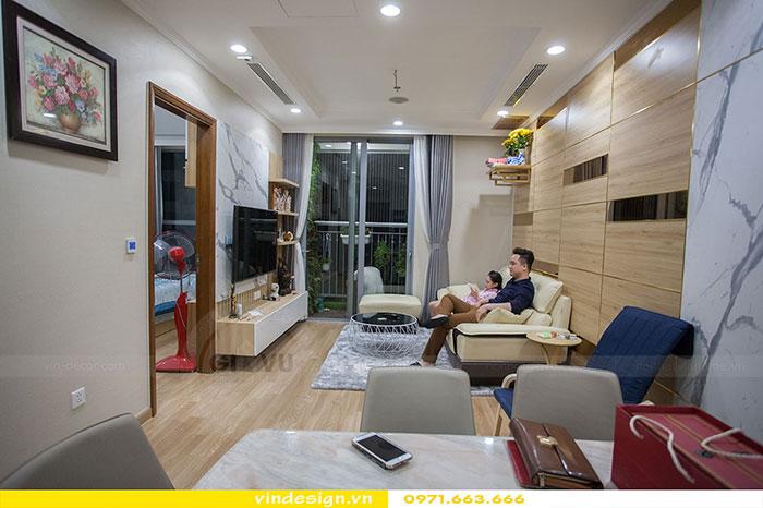 Hoàn thiện nội thất chung cư Park 11 căn 02 nhà anh Trường 5