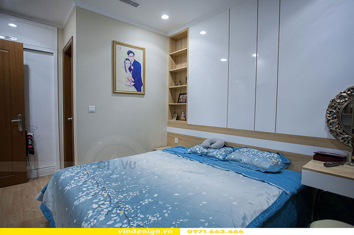 Hoàn thiện nội thất chung cư Park 11 căn 02 nhà anh Trường 9
