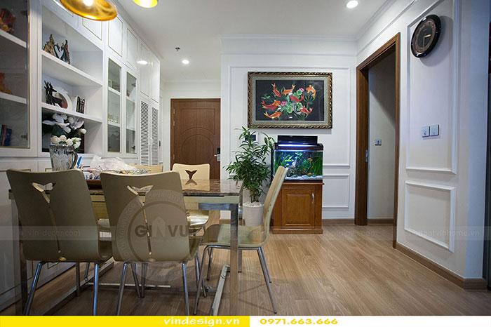 Hoàn thiện nội thất Park Hill 11 căn 03 ngủ nhà chị Tuyết 1