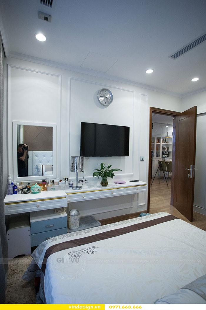 Hoàn thiện nội thất Park Hill 11 căn 03 ngủ nhà chị Tuyết 10