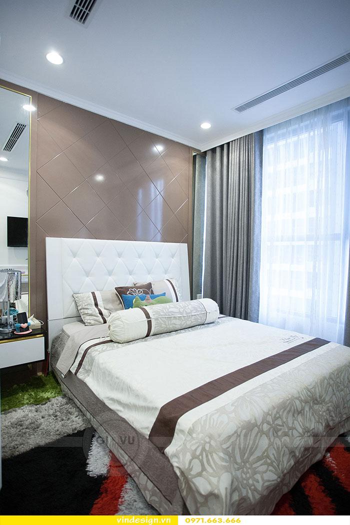 Hoàn thiện nội thất Park Hill 11 căn 03 ngủ nhà chị Tuyết 12