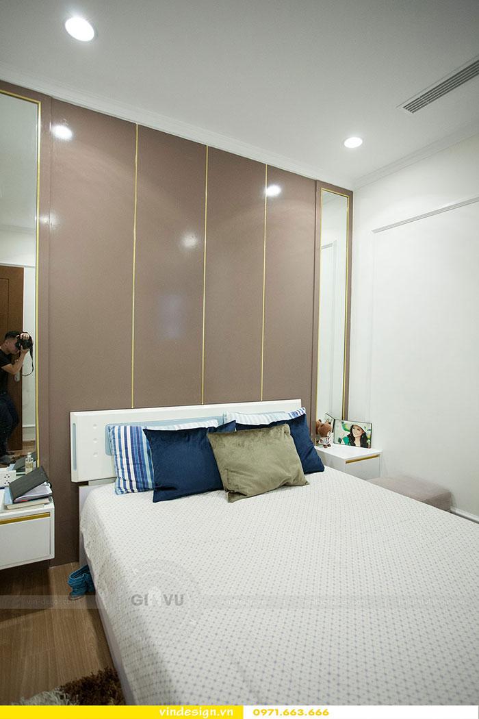 Hoàn thiện nội thất Park Hill 11 căn 03 ngủ nhà chị Tuyết 13