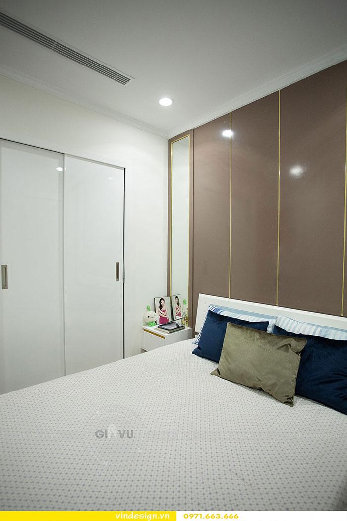 Hoàn thiện nội thất Park Hill 11 căn 03 ngủ nhà chị Tuyết 14