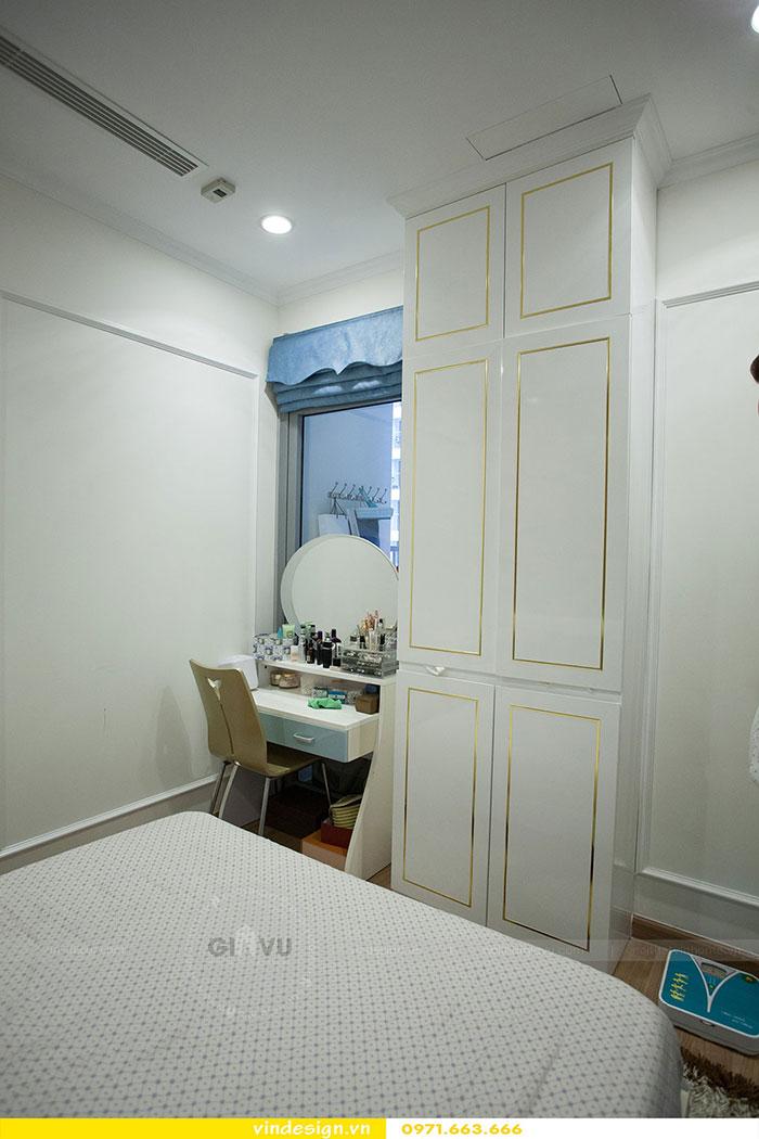 Hoàn thiện nội thất Park Hill 11 căn 03 ngủ nhà chị Tuyết 15