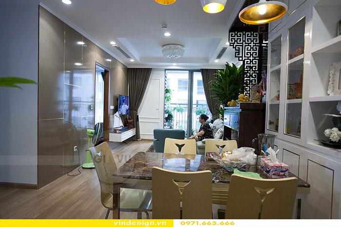 Hoàn thiện nội thất Park Hill 11 căn 03 ngủ nhà chị Tuyết 3