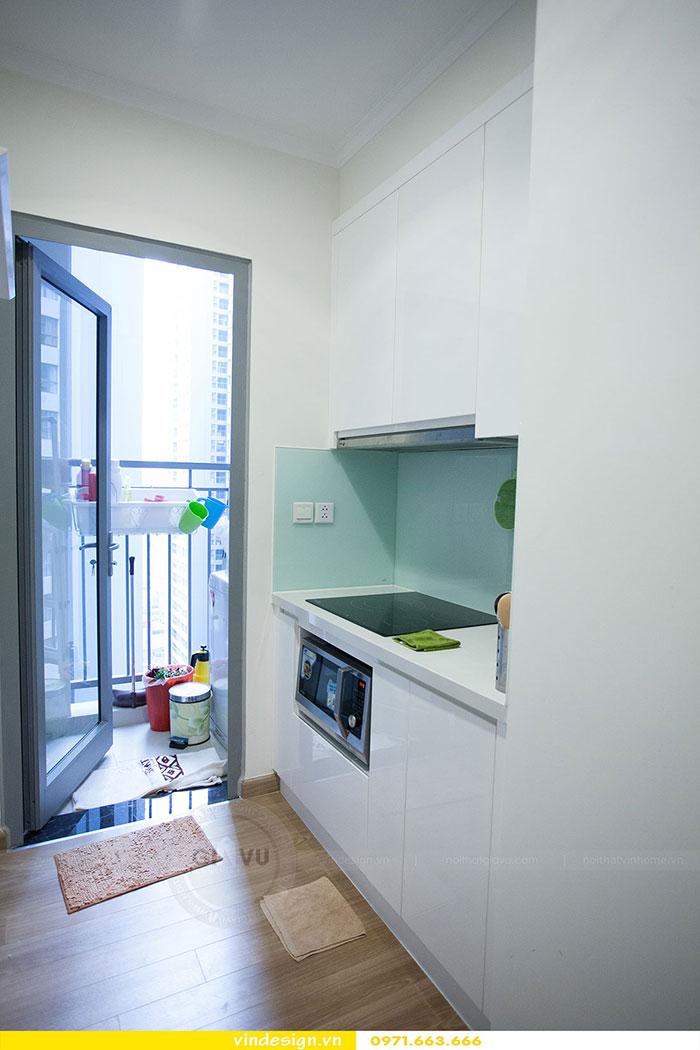 Hoàn thiện nội thất Park Hill 11 căn 03 ngủ nhà chị Tuyết 7