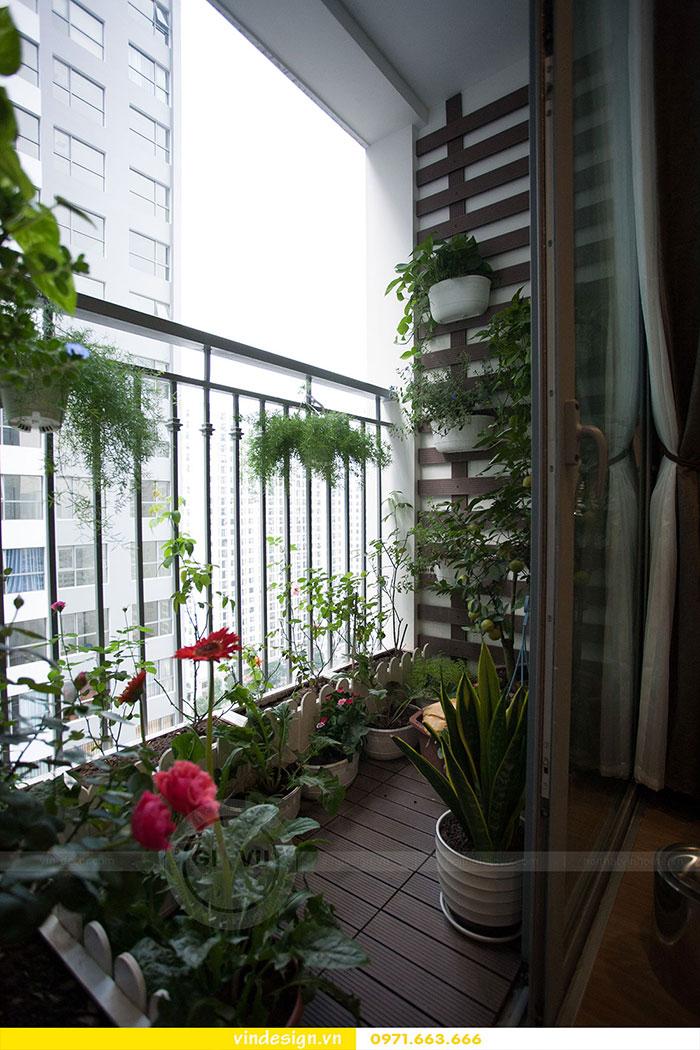 Hoàn thiện nội thất Park Hill 11 căn 03 ngủ nhà chị Tuyết 8