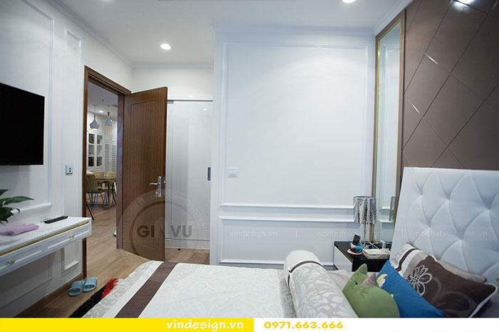 Hoàn thiện nội thất Park Hill 11 căn 03 ngủ nhà chị Tuyết 9