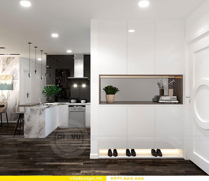 Thiết kế nội thất chung cư D'Capitale tòa C3 căn 06 view 1