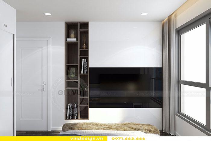 Thiết kế nội thất chung cư D'Capitale tòa C3 căn 06 view 11