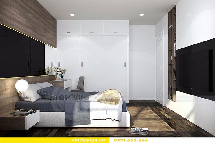 Thiết kế nội thất chung cư D'Capitale tòa C3 căn 06 view 12
