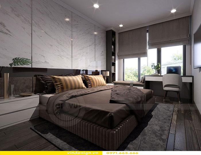 Thiết kế nội thất Gardenia căn 3 phòng ngủ 11
