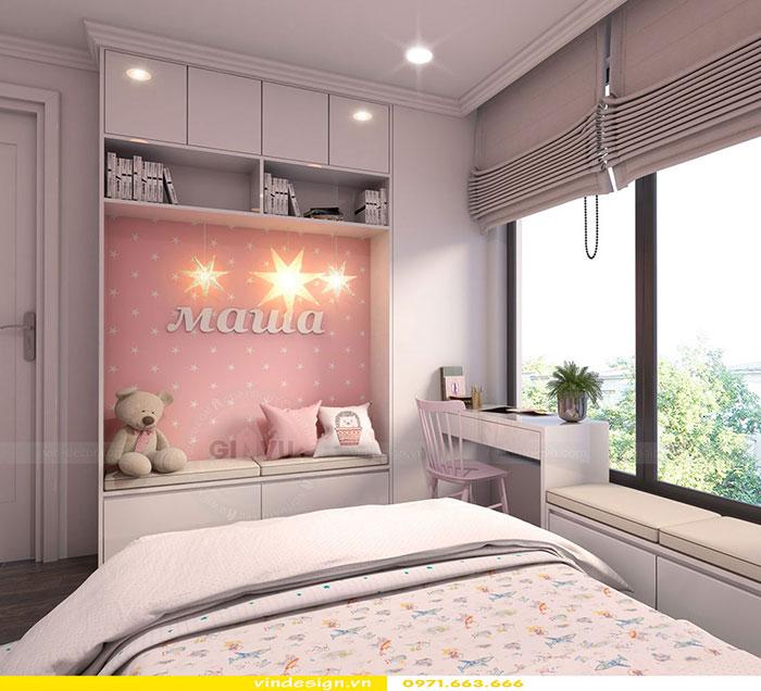 Thiết kế nội thất Gardenia căn 3 phòng ngủ 13