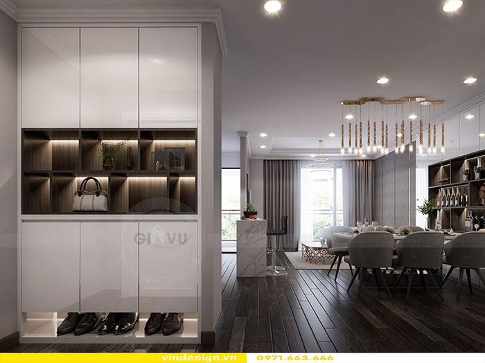 Thiết kế nội thất Gardenia căn 3 phòng ngủ 2