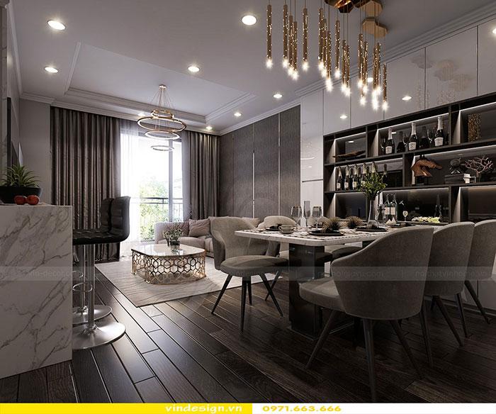 Thiết kế nội thất Gardenia căn 3 phòng ngủ 5