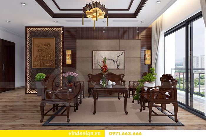 Xu hướng thiết kế nội thất chung cư 2018 view 3